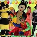 Организация детского праздника, Аниматоры, Ростовые куклы, Аквагрим,Шары