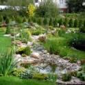 Ладшафтный дизайн, фонтаны, декоративные водоемы