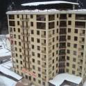 1к. квартира в курортном поселке Домбай, фотография 1