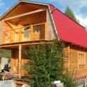 Продажа земельного  участка с домом и баней