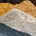 Песок с доставкой, гравий, пгс, земля
