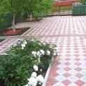 Тротуарная плитка Брусчатка Фасадный камень