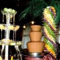 Шоколадный фонтан, фонтан для напитков, аренда