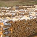 Березовые дрова колотые с доставкой