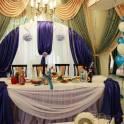 Свадебный декор, украшение залов. Одинцово, Звенигород, Кубинка, Голицыно, Краснознаменск