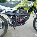 Racer enduro 150 GY