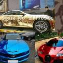 Золотая автопленка
