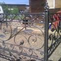Изготовление оградок,художественная ковка