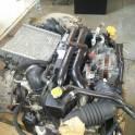 Контрактный двигатель на Subaru Legacy EJ20T EJ20X BP5