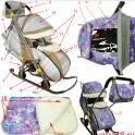 санки-коляска для малышей от года