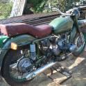 Продам мотоцикл Урал с коляской,1983г.