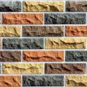 Колун гидравлический для блоков, кирпичей, плитки.