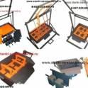 Вибростанок для производства блоков и полублоков