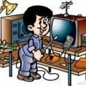 Ремонт ТВ, DVD, Музыкальных центров, Video, микроволновок.