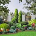 Весь комплекс работ по озеленению и благоустройству