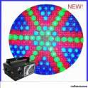 Лазерный проектор 2 в 1-м(лазерная дискотека)