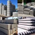 Фундаментные блоки ФБС, ЖБИ, цемент, бетон