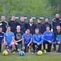 Футбольные тренировки с тренером