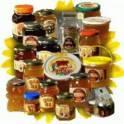 Мед натуральный фасованный и весовой от производителя