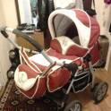 Продам коляску 3 в 1  для детеи от 0 до 3 лет
