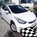 Hyundai Avante 2013 год (Лакшери)