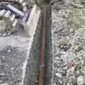 Отбойный молоток.пробивка отверстий. Демонтаж, фотография 9
