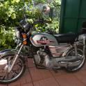 лодочный мотор YAMAHA-5 + мотоцикл IRBIS VIRAGO 110 c грузовой коляской,