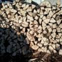 Продажа колотых дров с доставкой в Москве и Области