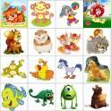Наклейки для детских садов