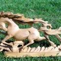 Изготовление деревянных скульптур