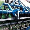 Борона дисковая 2,8-7,0м на трактор серия Ц77