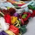 Мулине СХС (цвета DMC) 447 цветов