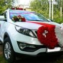 Машины для свадьбы KIA Sportage-3