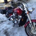 Продам мотоцикл ХОНДА VTX 1800