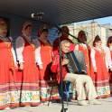 Народный хор на юбилей