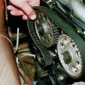 Замена ГРМ и промывка форсунок, фотография 2