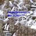Фибра полипропиленовая 1 кг. (от 6 мм.)