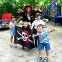 Аниматор Пират Джек на Праздник в Ростове