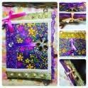 Блокнот (личный дневник) ручной работы, handmade