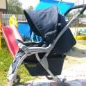 Продам коляску б/у 2 месяца cam Portofino (Италия) для детей от 6 мес. до 3-х лет.