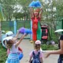 Клоуны на день рождения ребёнка
