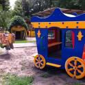 Детские игровые площадки для улицы, фотография 2