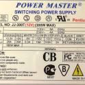 куплю блок питания power master jj-300t (12v) (300w max)