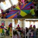 Аниматоры, клоуны, ростовые куклы, детские праздники в Адлере