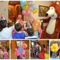 Организация и проведение детских праздников, выпускных, шоу мыльных пузырей
