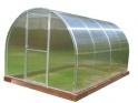 Теплицы из поликарбоната, арочного типа, усиленная конструкция