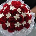 Эквадорские розы, цветы, доставка на дом