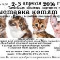 Выставка котят