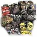 продаю пейнтбольное оборудование 16 комплектов tippmann