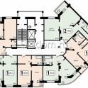 Продам 1-комн проспект Мира д.1, площадью 45 кв.м., в новом монолитно-кирпичном доме